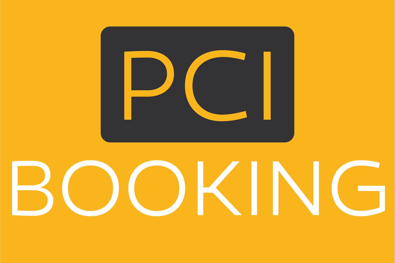 PCI Booking Logo