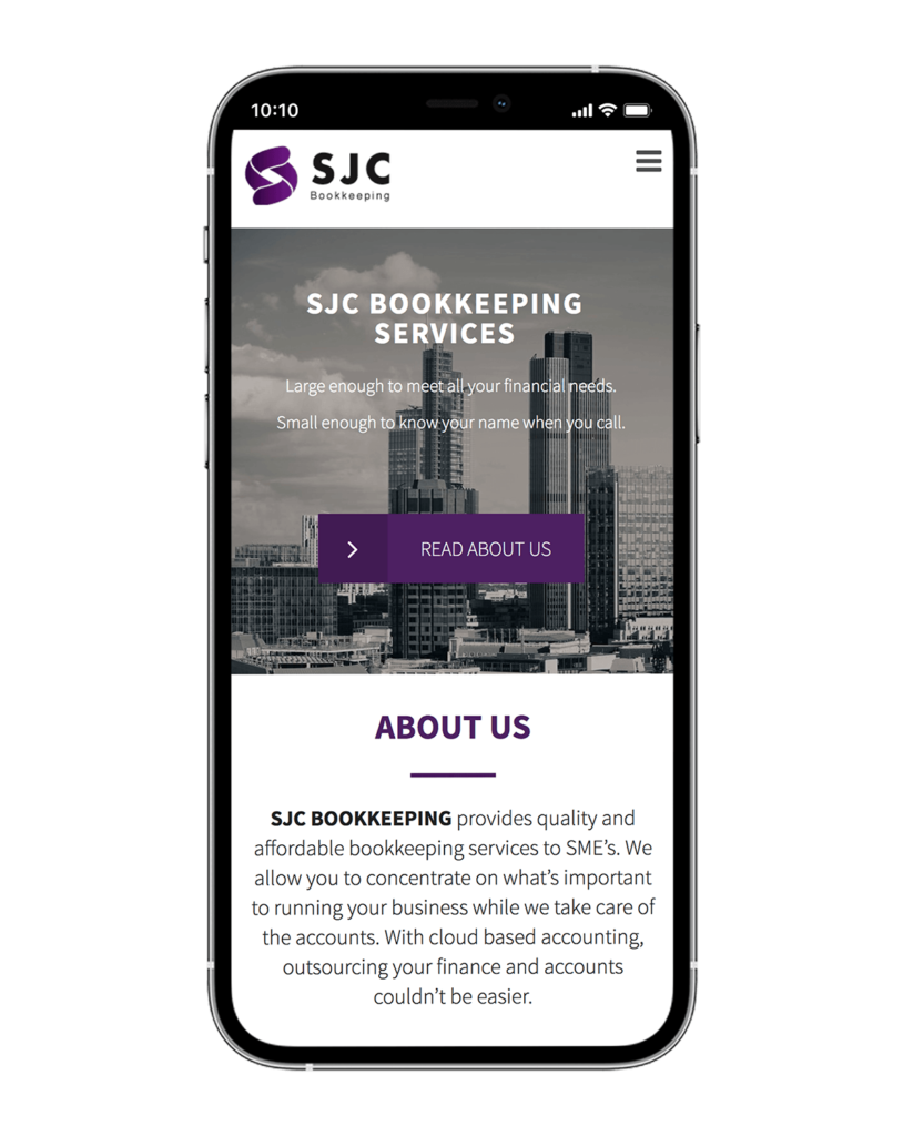 SJC Bookkeeping Design