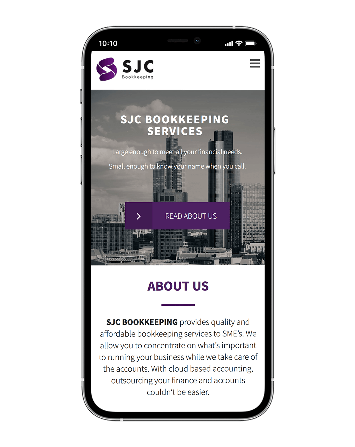 SJC Bookkeeping Design
